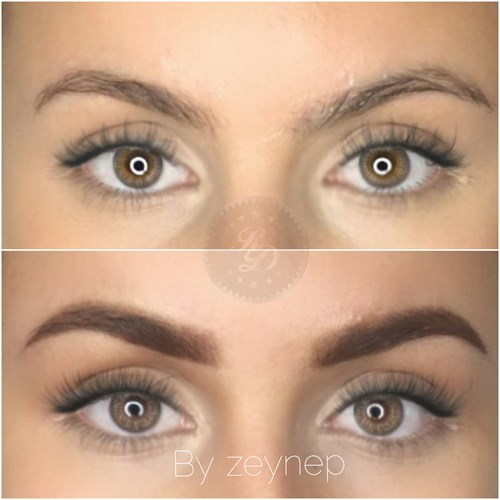 Razor Side By Side >> Ombré Eyebrows & Microblading Training | Microblading LA Studio & Academy | Los Angeles, CA