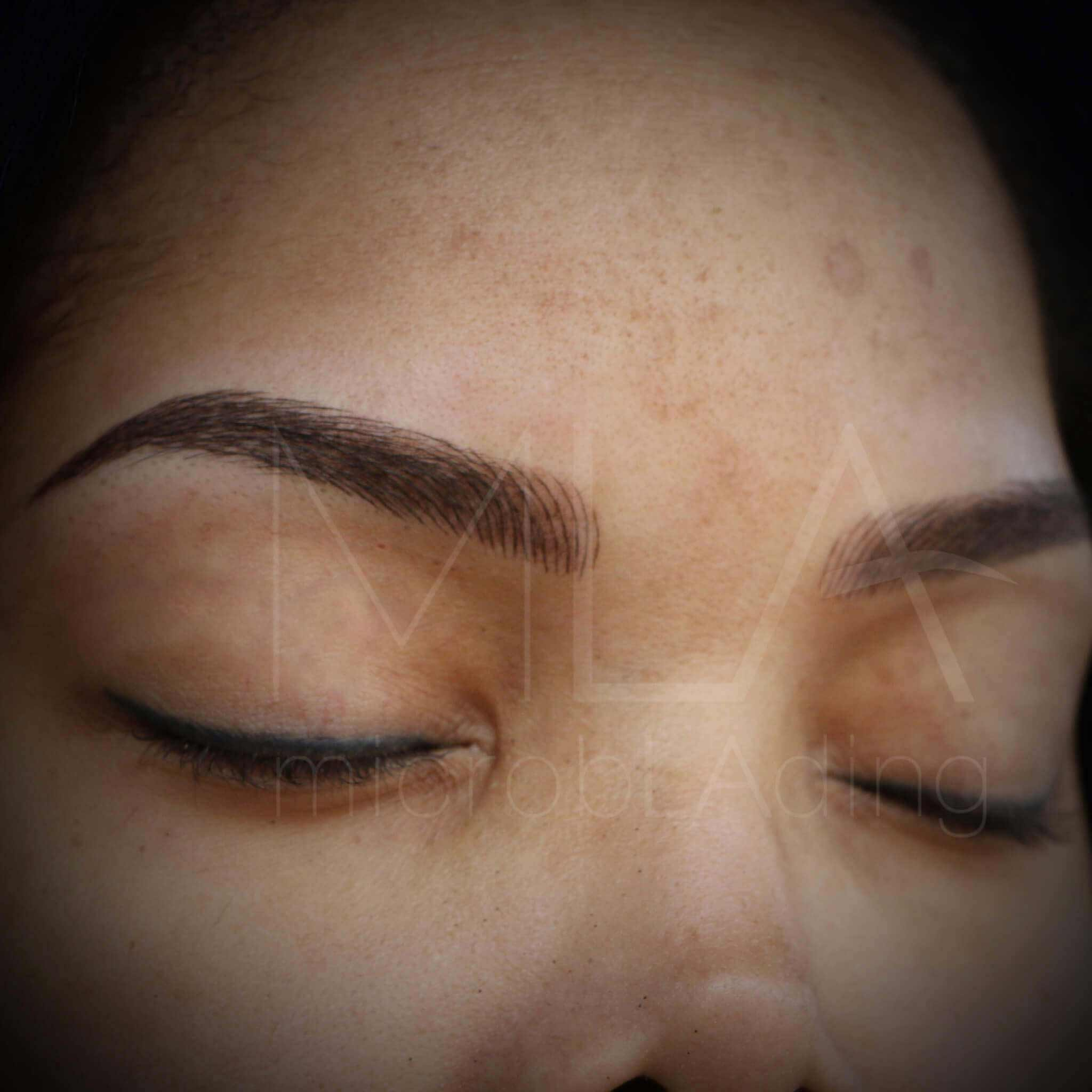 Microblading for Afterican American Women