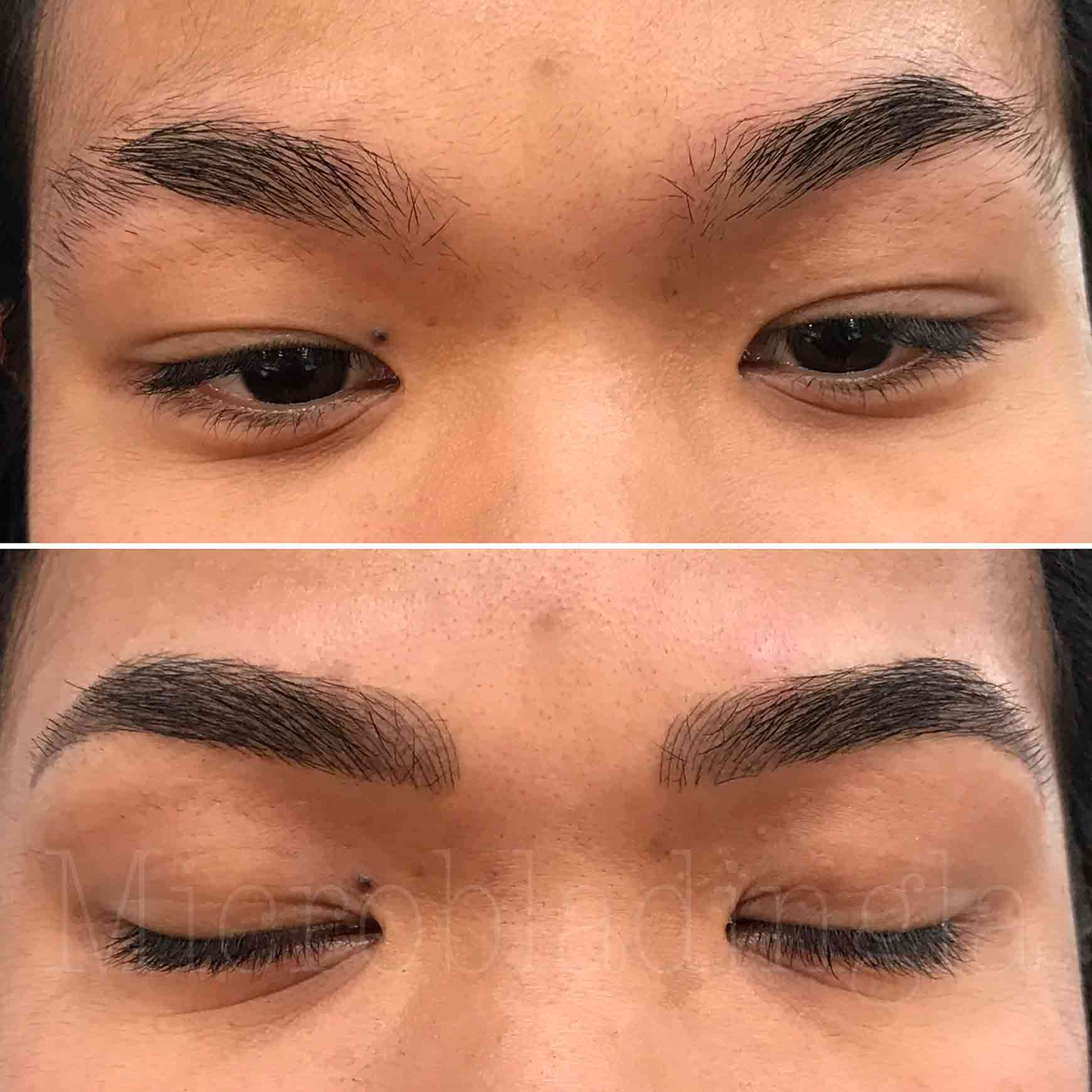 Oily Skin? Read this before you get microblading