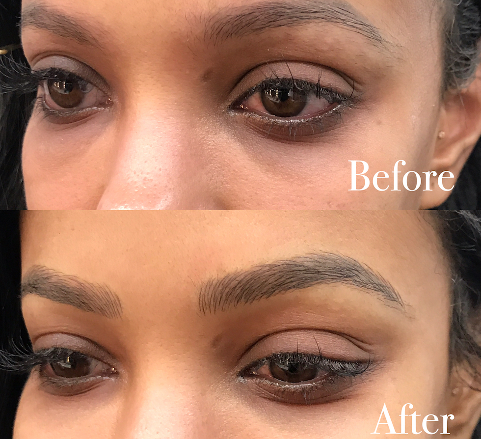 Microblading with an Eyebrow Tattoo? A Complete Guide