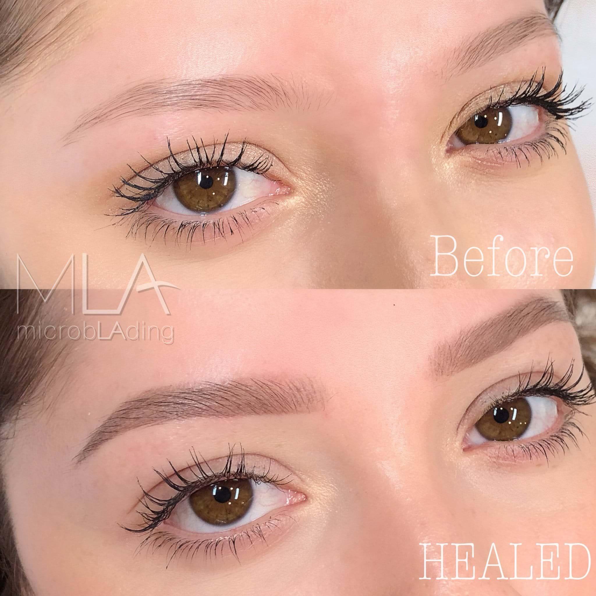 12+ Eyebrows 6-8 Weeks Background