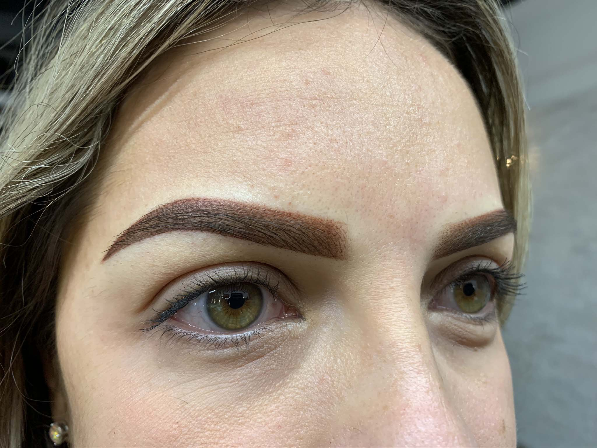 Scabbing Eyebrow Tattoo Healing Process Pictures - Best ...